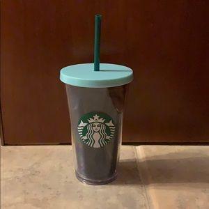 Gently Used Starbucks Grande Tumbler